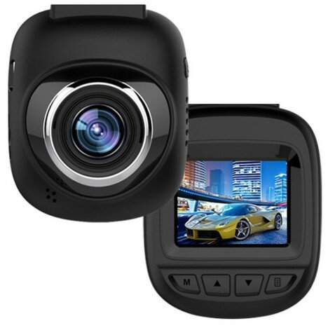 Camera Auto Mini iUni Dash Q2, WDR, Full HD, Display 1.55 inch, Unghi filmare 170 grade, Senzor G